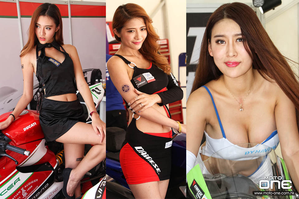 2016 ZIC RACING GIRLS