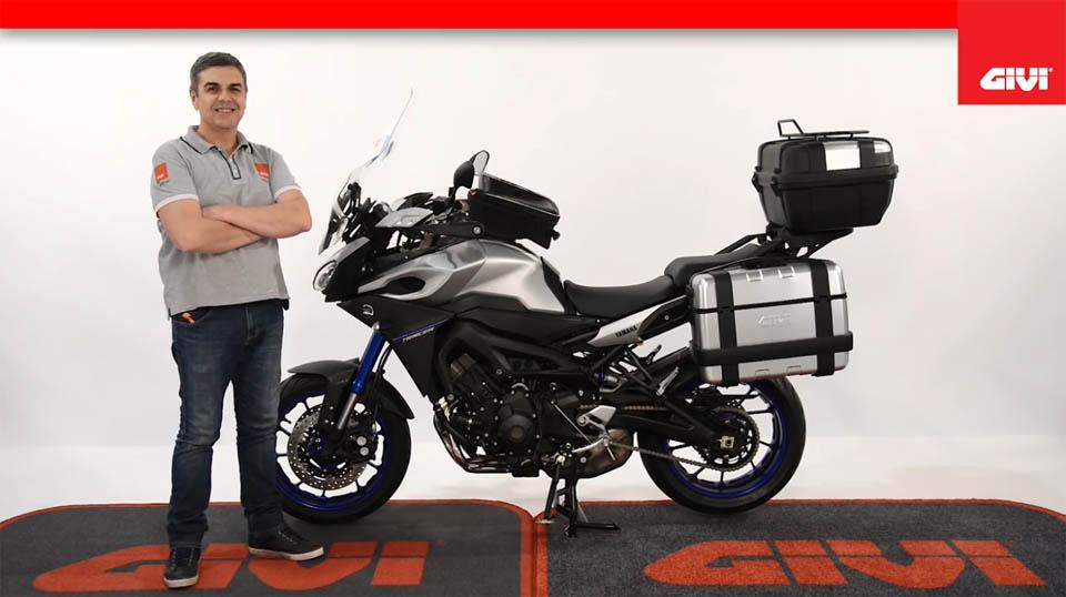 GIVI Yamaha MT 09 Tracer