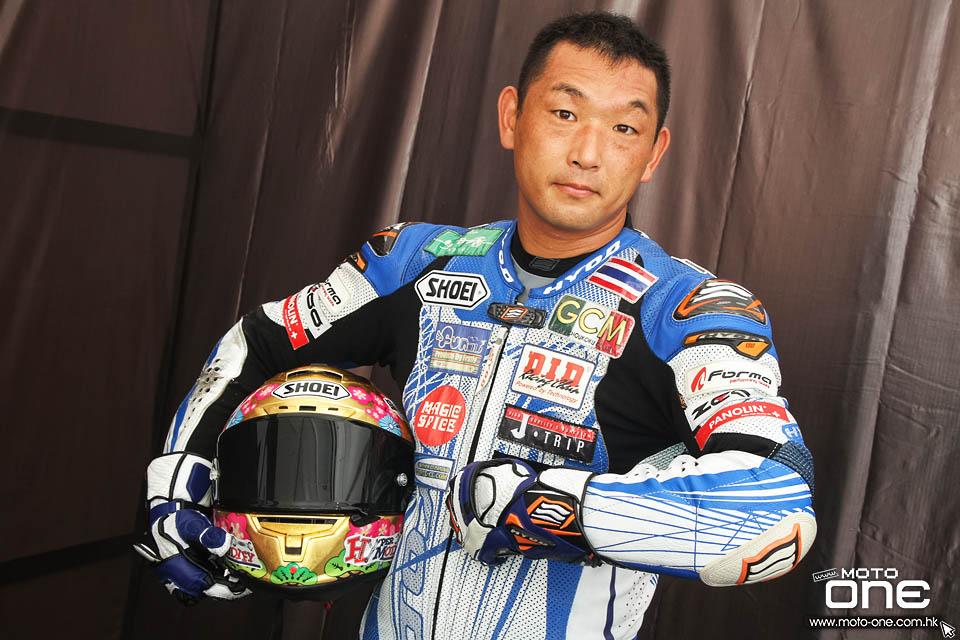 2016 HYOD RIDER Shintaro Nakayama