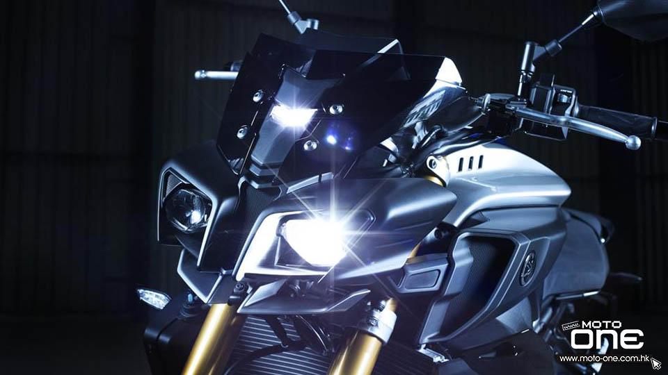 2017 Yamaha MT-10 SP