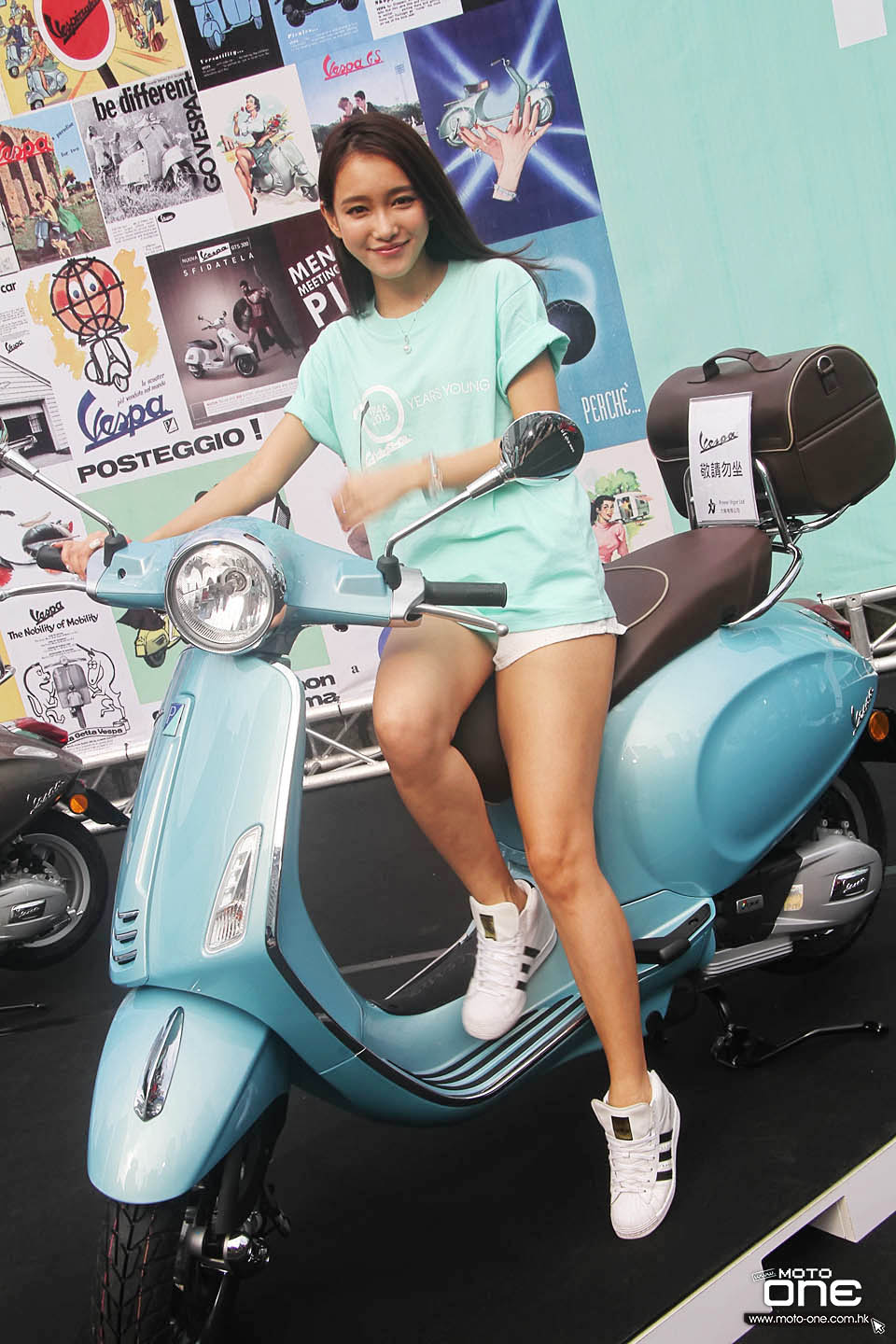 2016 HK MOTORCYCLESHOW girls