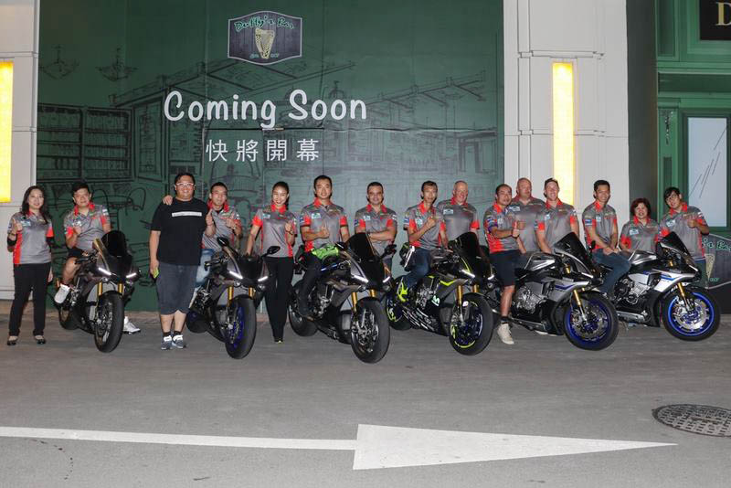 2016 MACAU CF Racing Team 32