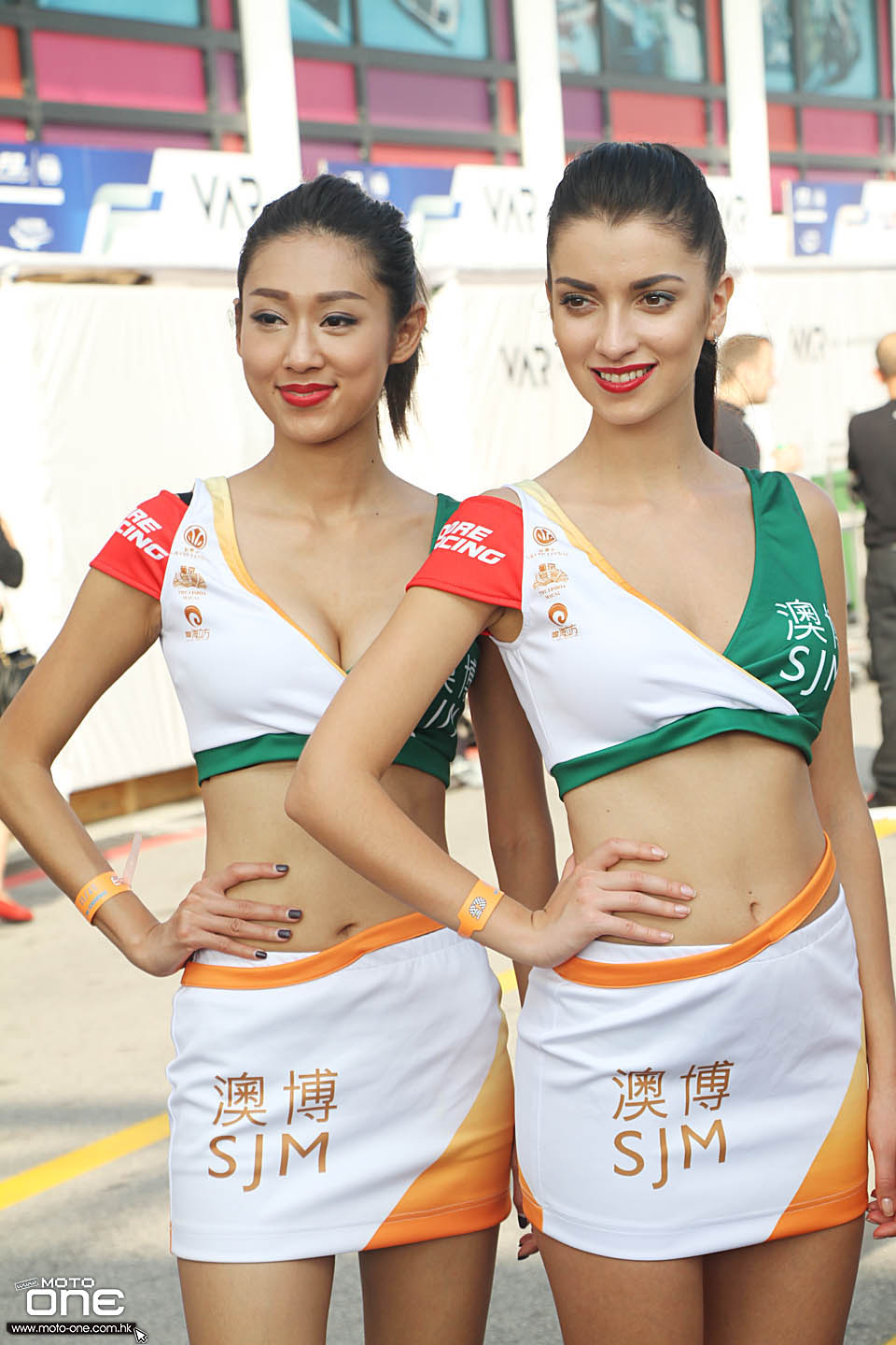 2016 MACAU GP RACING GIRLS
