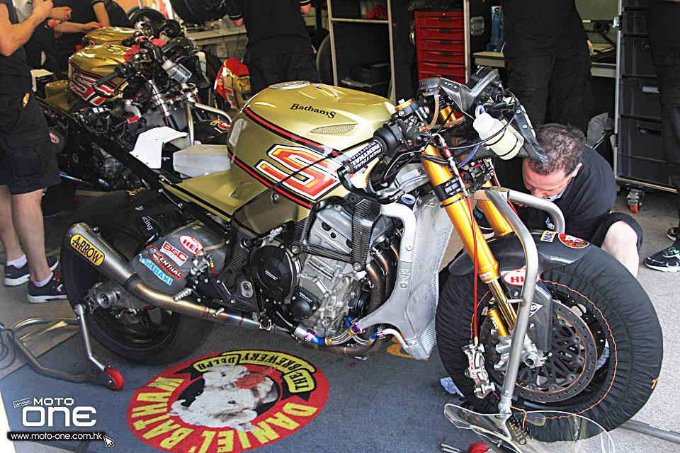 2016 MACAU GP PRACTICE