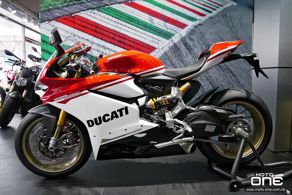 2017 Ducati 1299 Panigale S Anniversario 90th