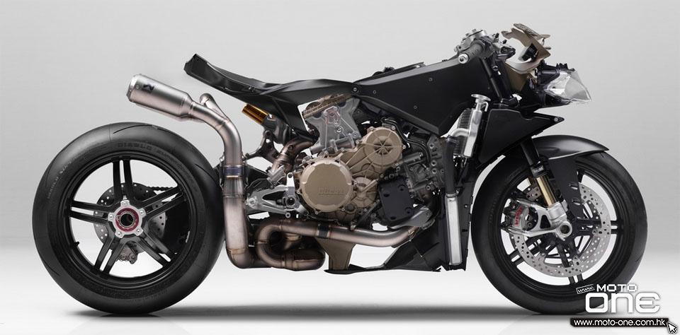 2017 Ducati PROJECT 1408
