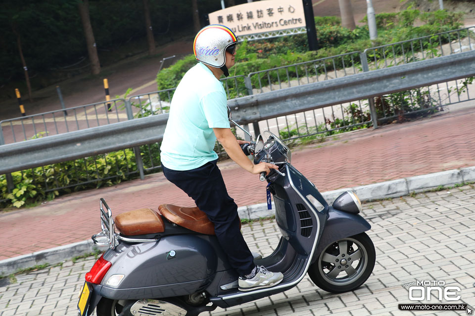 Hong Kong Scooter Power