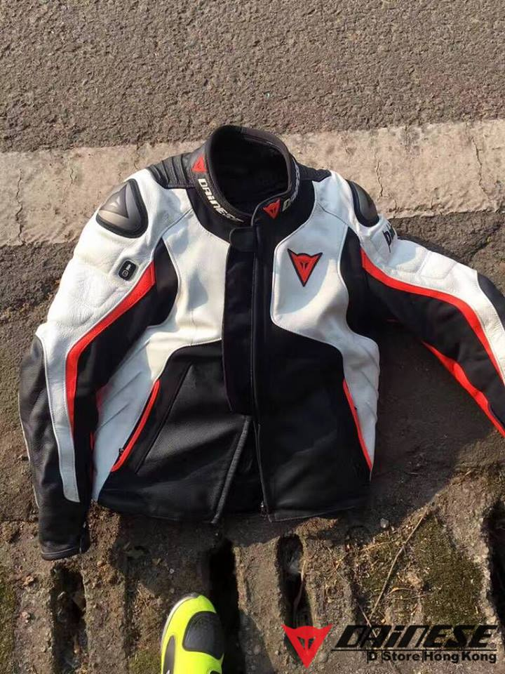 2017 DANESE D-AIR MISANO 1000 JACKET