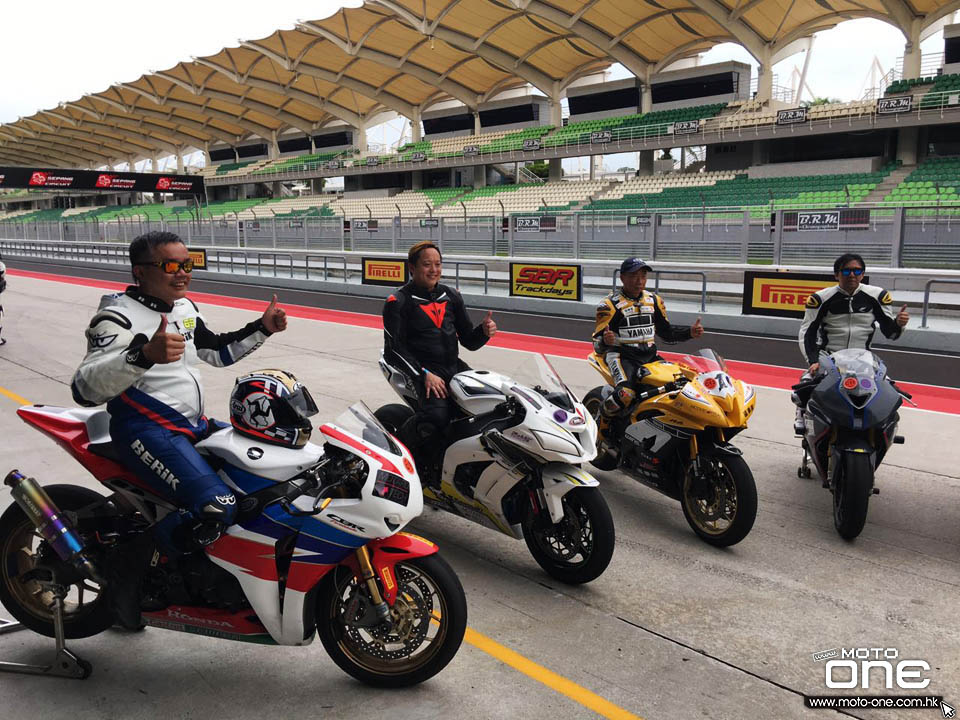 2017 Motard Tech Sepang Circuit