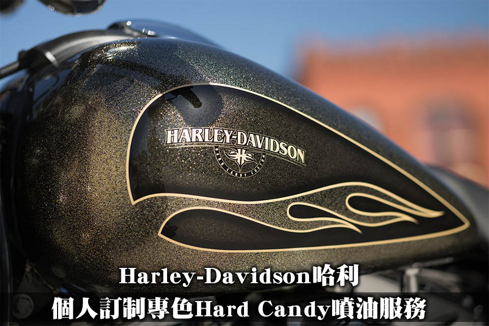 2017 Harley-Davidson hard candy custom