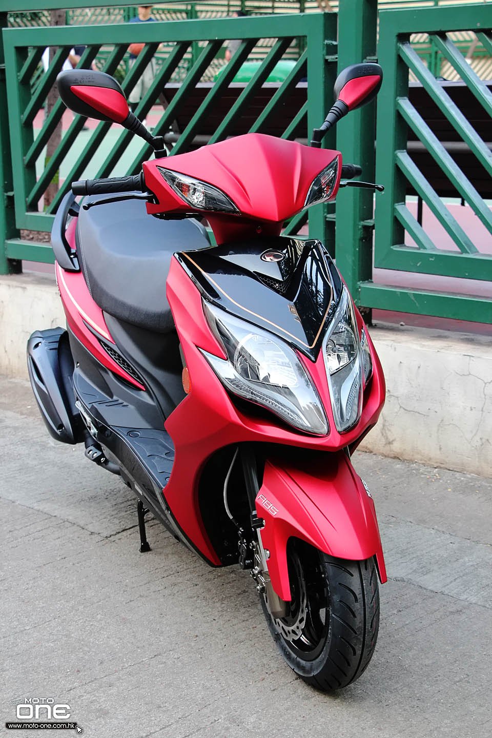 2017 KYMCO RACING KING 180i ABS