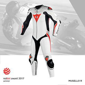 2017 Dainese Red Dot Design Awards