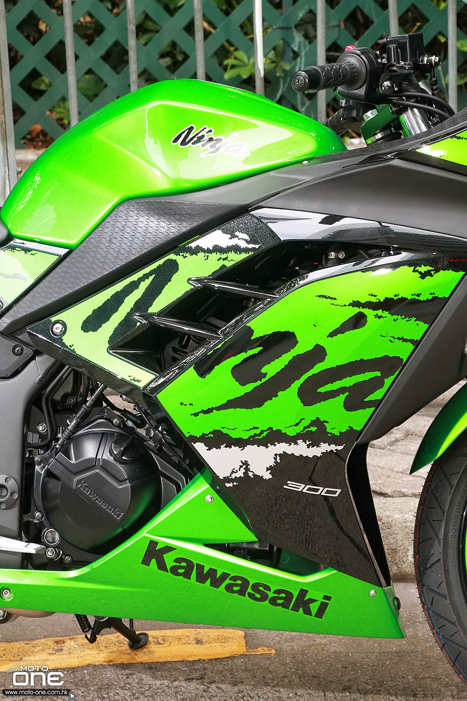 2017 KAWASAKI NINJA 300 ABS WINTER SP