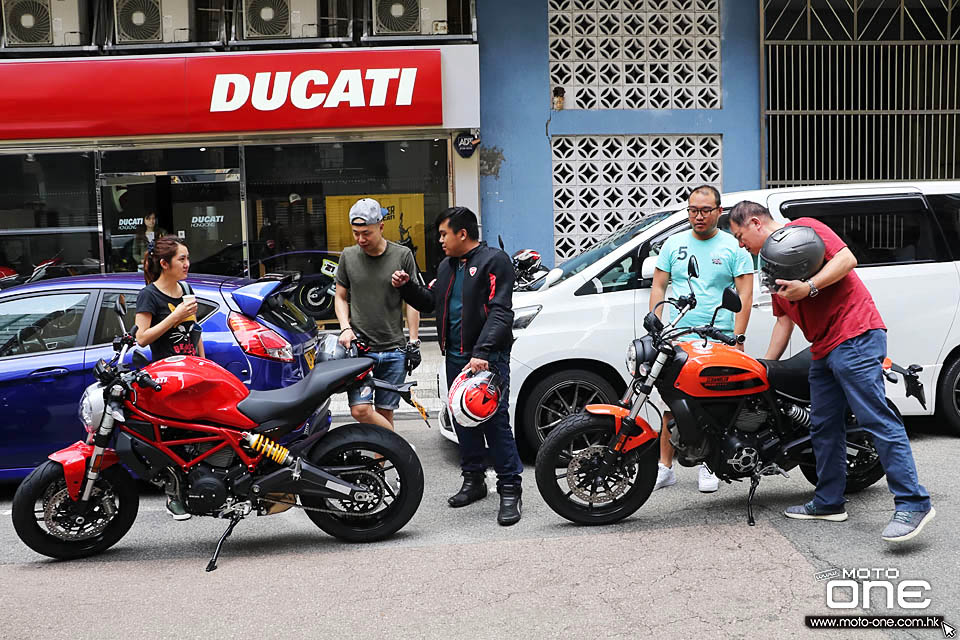 2017 DUCATI TEST RIDE DAY
