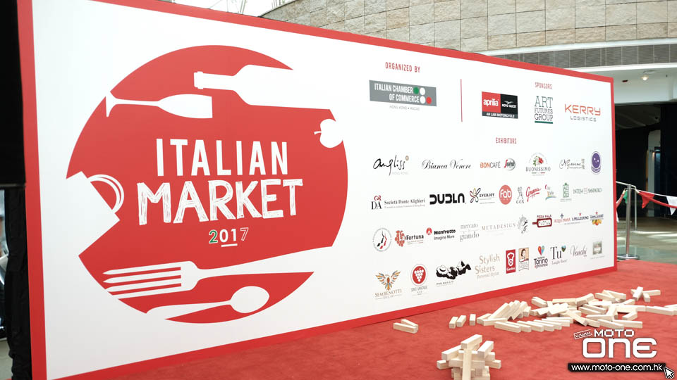 2017 APRILIA X MOTO GUZZI Italian Market