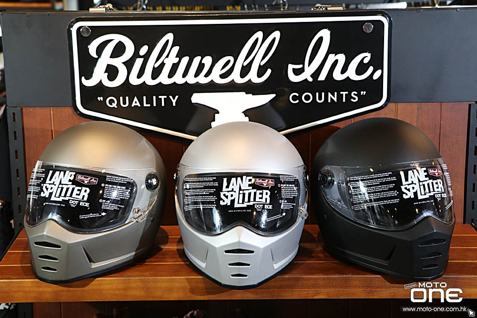 2017 Biltwell Lane Splitter