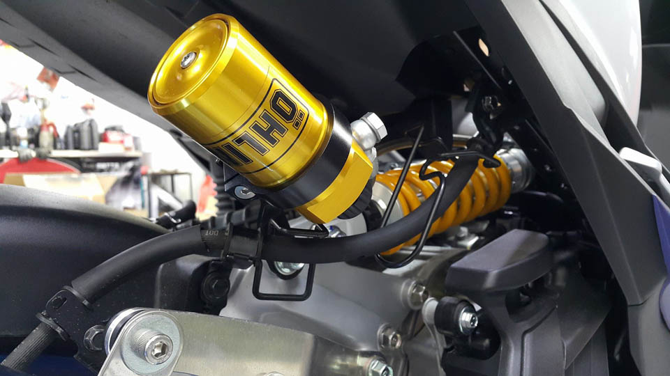2017 Force Ohlins