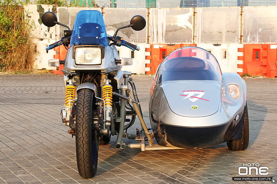 2017 SIDECAR FOR AUTO JAPAN
