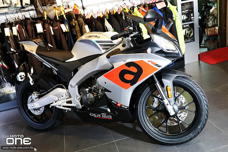 2017 Aprilia RS 125 Replica GP