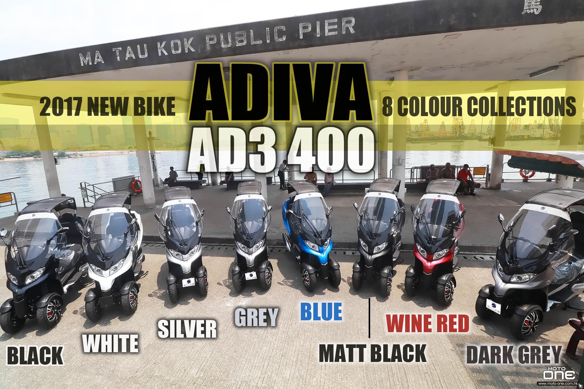 2017 ADIVA AD3 400
