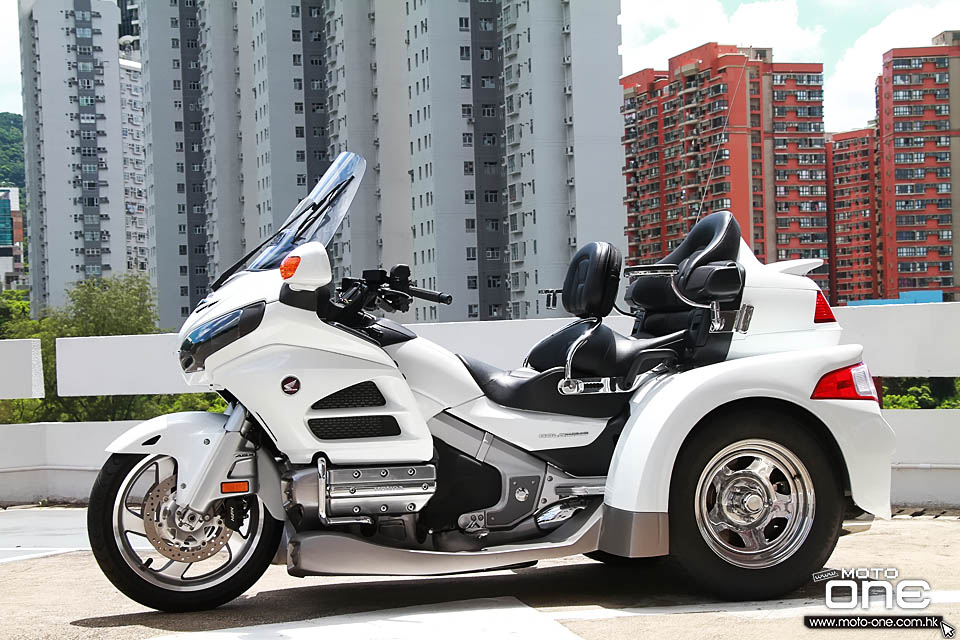 2017 AUTO JAPAN HONDA GOLDWING