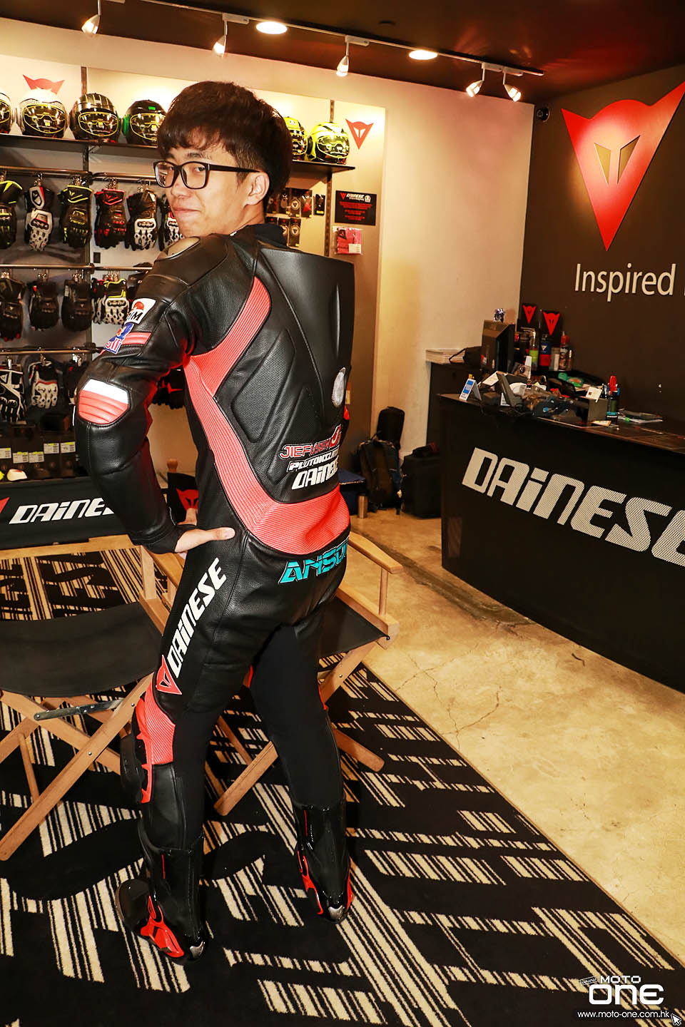 2017 DAINESE HK ANSON LAW