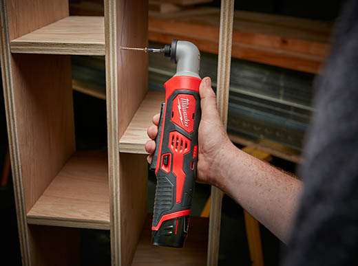 2017 MILWAUKEE RIGHT ANGLE IMPACT DRIVER