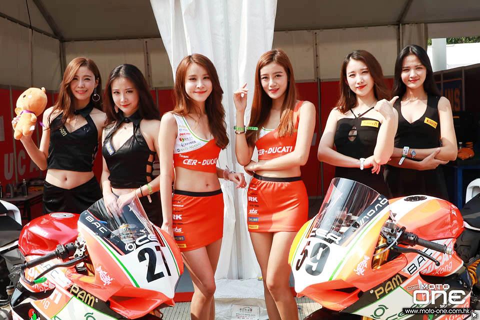 2017 ZIC RACING GIRLS