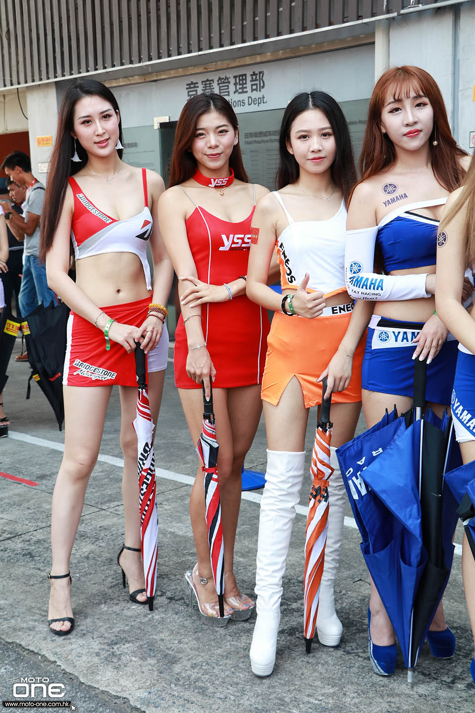 2017 ZIC RACING GIRLS