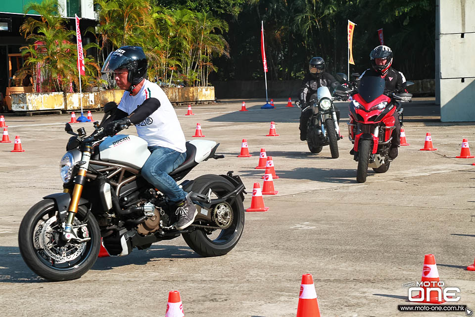 2017 Ducati Riding Experience