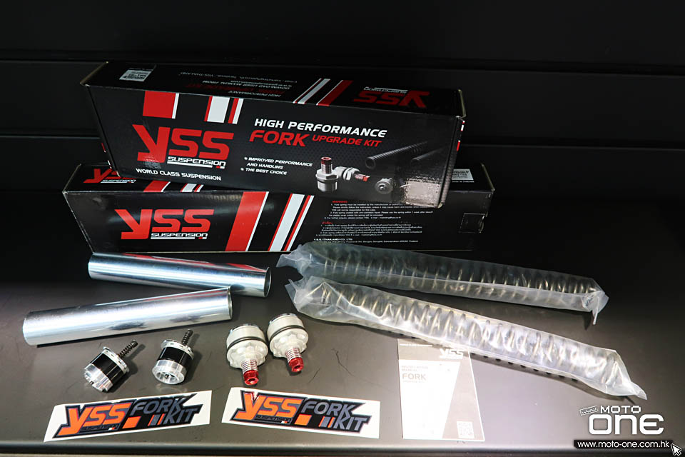 2017 YSS FORK UPGRADE KIT