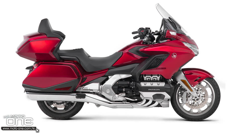 2018 HONDA GOLDWING