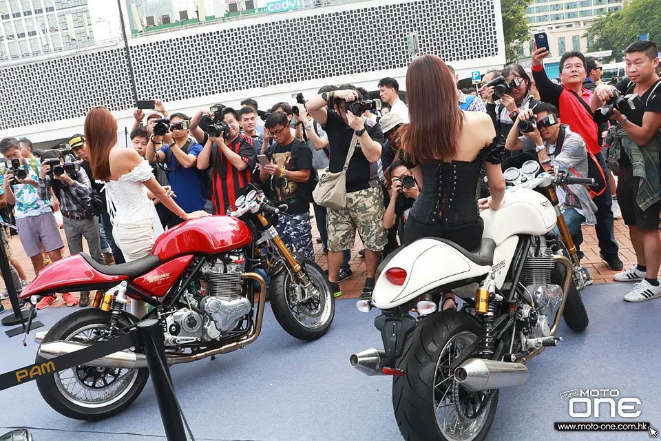 2017 HK BIKESHOW MODELS