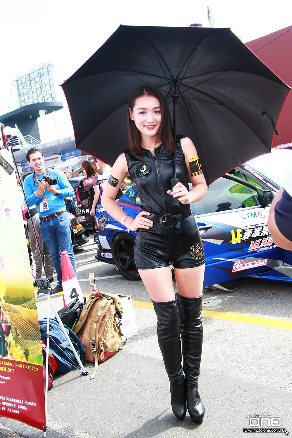 2017 MACAU RACINB GIRLS