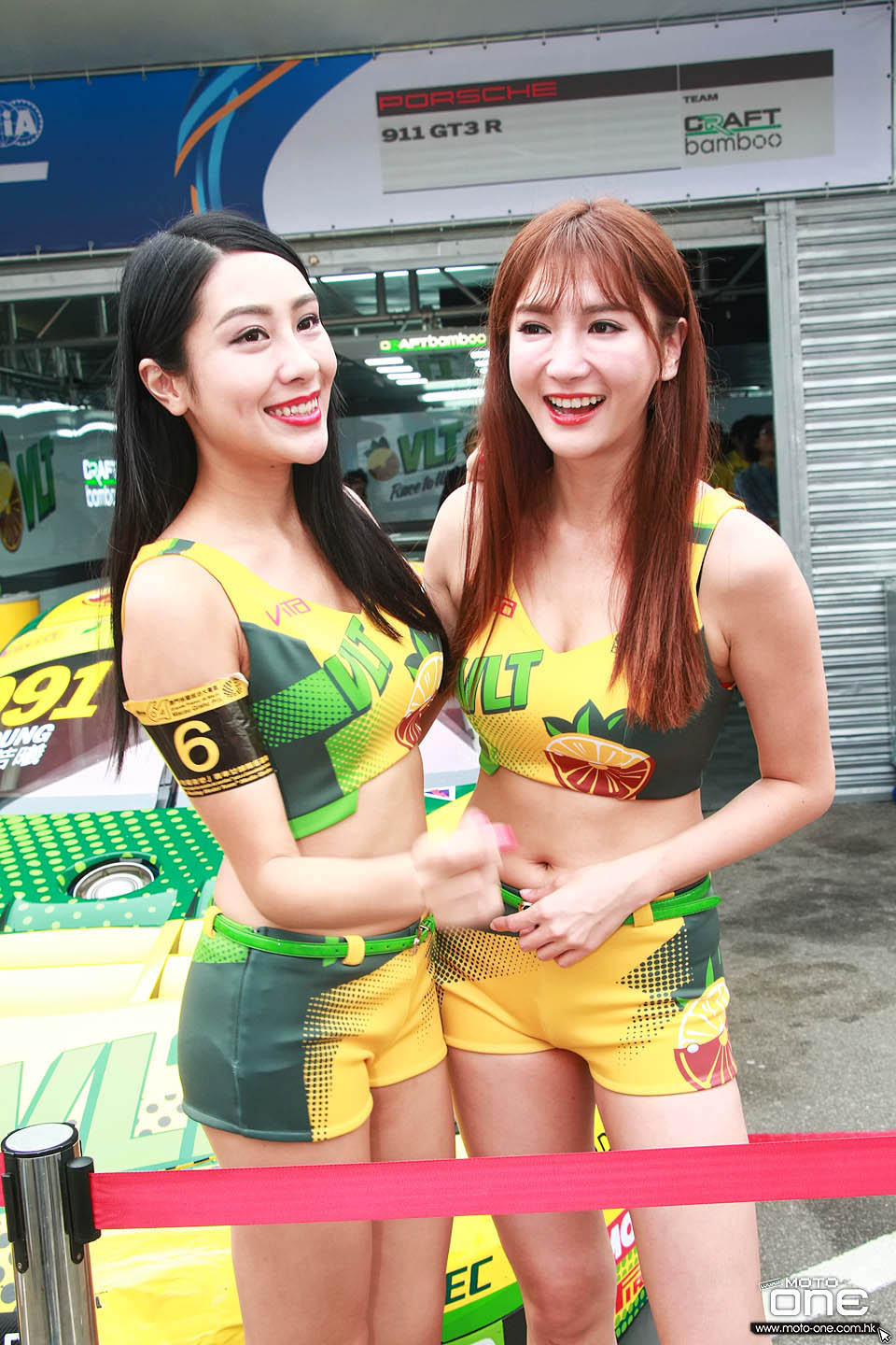 2017 MACAU RACING GIRLS_PART2