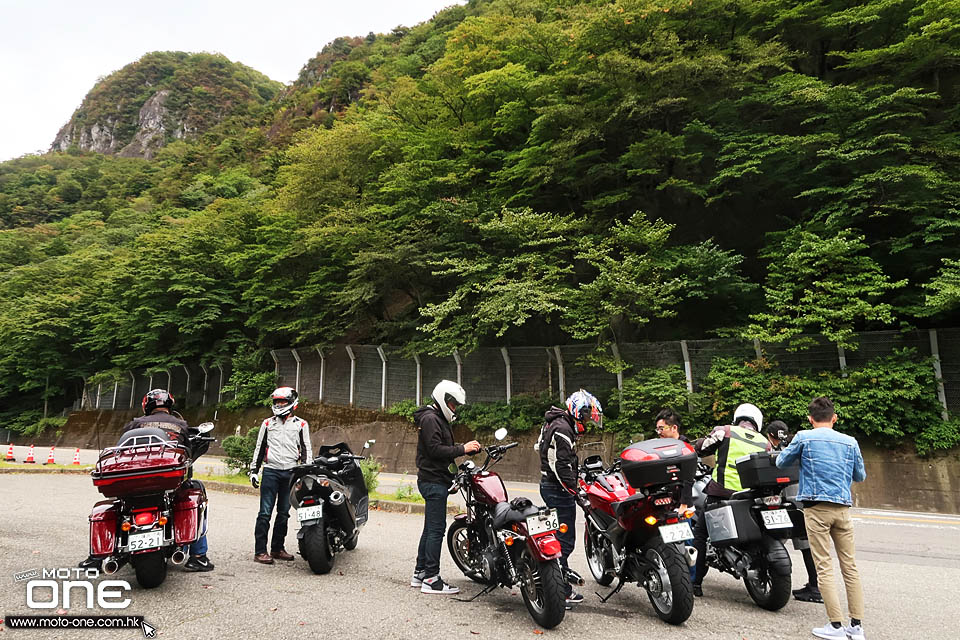 2017 MOTO TOUR JAPAN DAY2