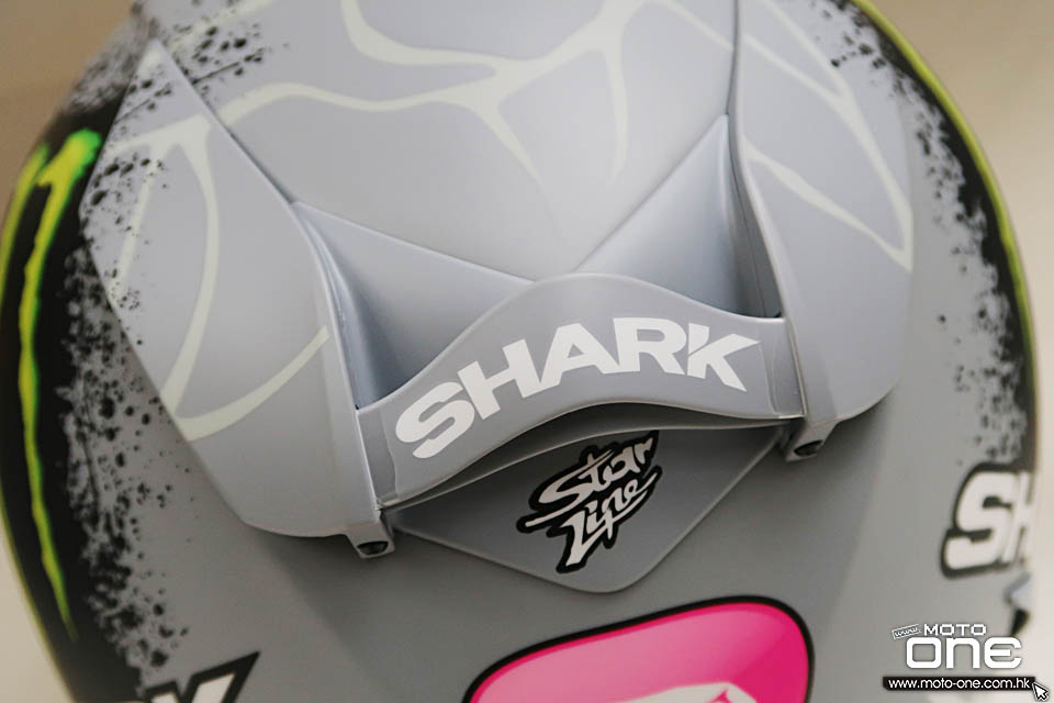 2017 SHARK RACE-R PRO WHITE SHARK