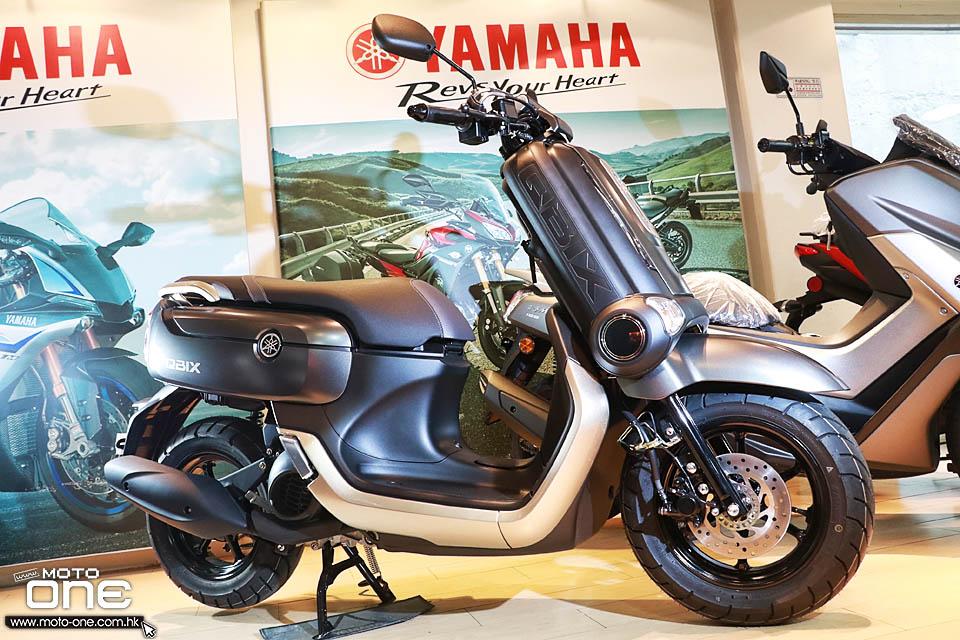 2017 Yamaha QBIX 125