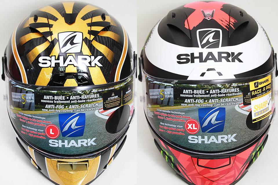 2017 SHARK RACE-R Pro HELMETS