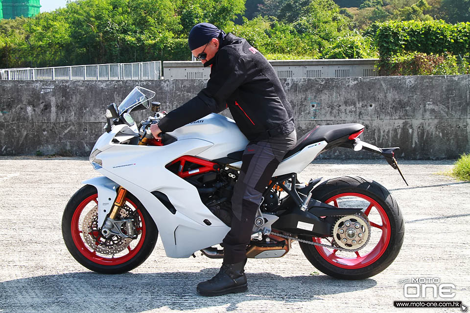 2018 Ducati Supersport S