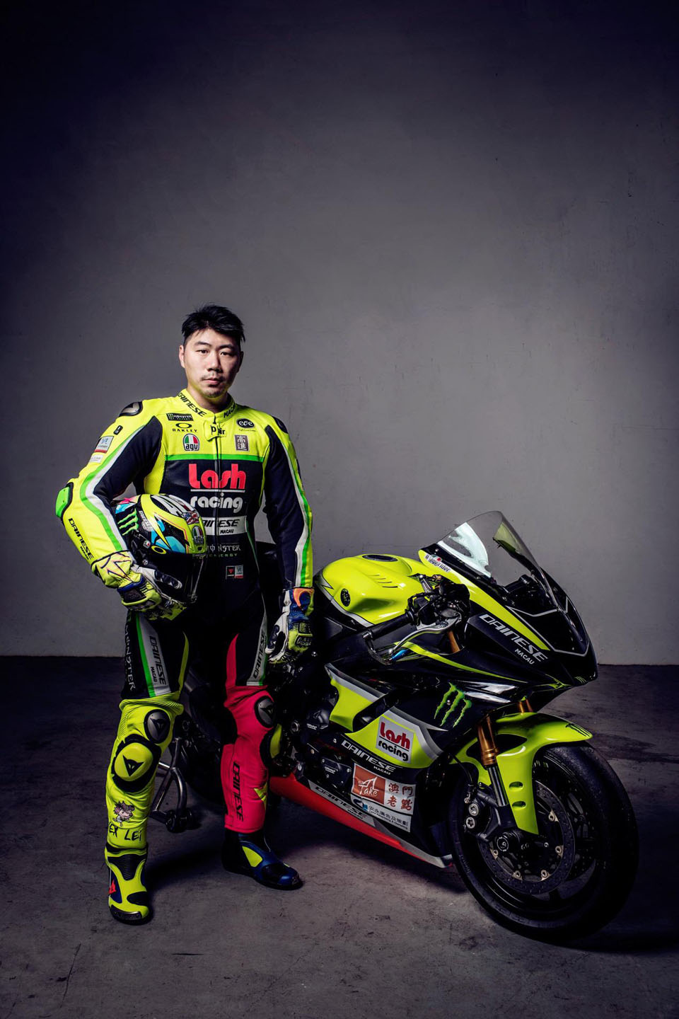 2018 DAINESE Lash Racing Team