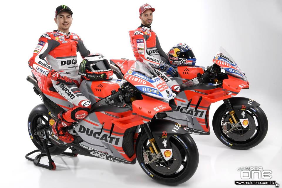 2018 Ducati Team MotoGP