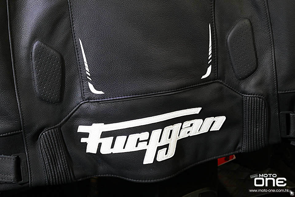 2018 Furygan Cafe Race Racing