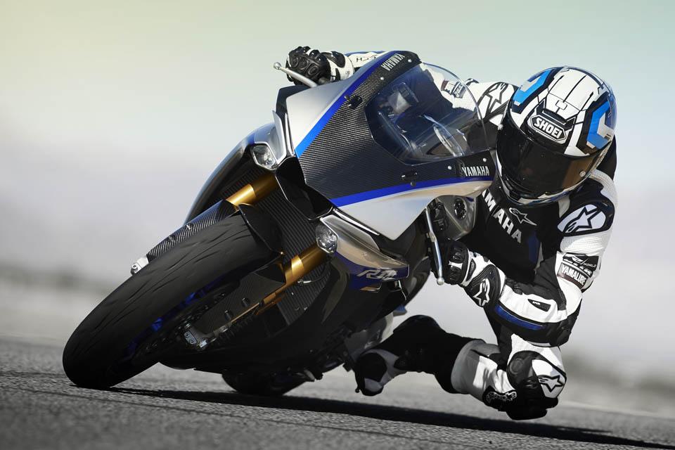 2018 Yamaha YZF R1M