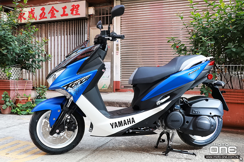 2018 YAMAHA FORCE 155