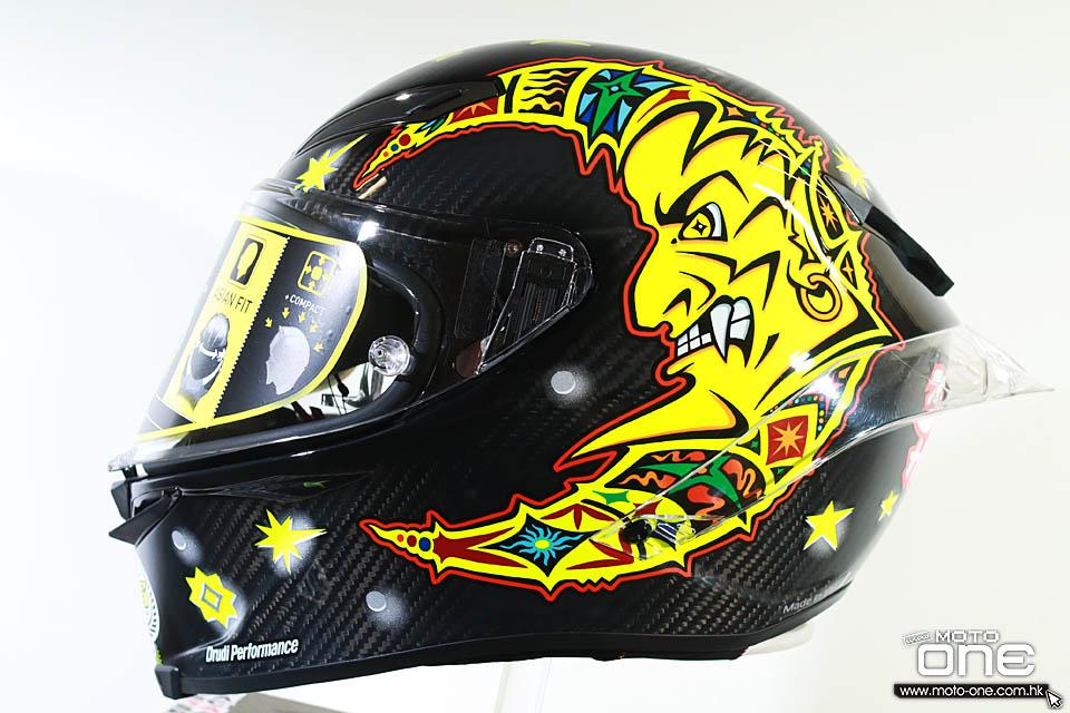 2018 AGV PISTA GP R Valentino Rossi 20