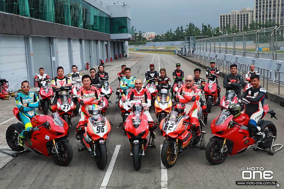 2018 Ducati Track Day