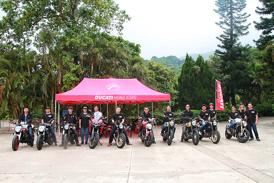 2018 Ducati Riding Experience DRE