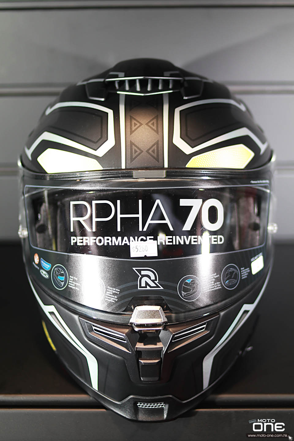 2018 HJC R-PHA 70 x Marvel Black Panther