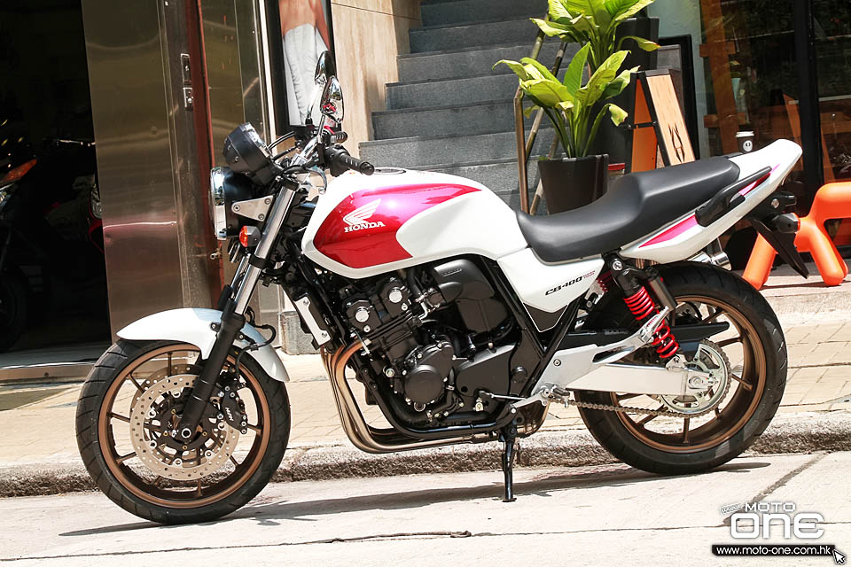 2018 HONDA CB400SF 25th